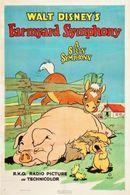 Affiche Symphonie d'une cour de ferme
