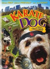 Affiche Karaté Dog