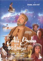 Affiche Ali Baba et les 40 voleurs