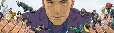 Cover Les comics imbitables de Grant Morrison (liste sponsorisée par doliprane)