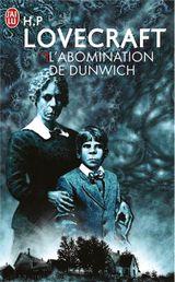 Couverture L'Abomination de Dunwich