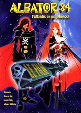 Affiche Albator 84: L'Atlantis de ma jeunesse