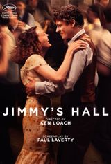 Affiche Jimmy's Hall