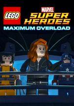 Affiche LEGO Marvel Super Heroes : Maximum Overload