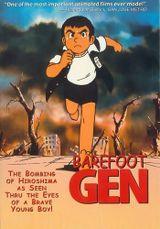 Affiche Gen d'Hiroshima