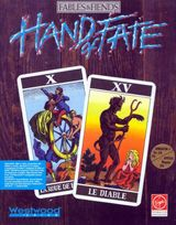 Jaquette Hand of Fate (The Legend of Kyrandia : Book Two)