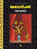 Couverture Tous en piste - Marsupilami (La Collection), tome 16