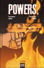 Couverture Groupies - Powers, tome 3