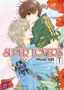 Couverture Super Lovers