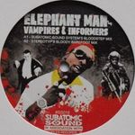 Pochette Vampires & Informers (Single)