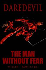 Couverture Daredevil: The Man Without Fear