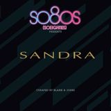 Pochette So80s Presents Sandra