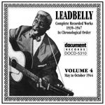 Pochette Complete Recorded Works 1939–1947 in Chronological Order: Volume 4, May to October 1944