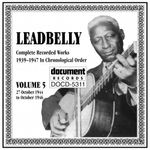 Pochette Complete Recorded Works 1939–1947 in Chronological Order: Volume 5, 27 October 1944 to October 1946