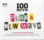 Pochette 100 Hits: Punk & New Wave