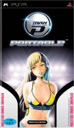 Jaquette DJMAX Portable
