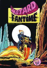 Couverture Le Motard Fantôme - Le Motard Fantôme, tome 1