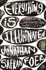 Couverture Everything is illuminated