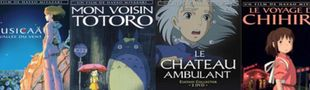 Cover Films d'Animation Japonaise Vus