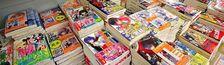 Cover Mangas à lire