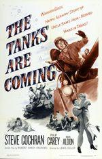 Affiche Les tanks arrivent