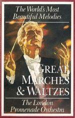 Pochette Great Marches & Waltzes
