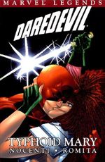 Couverture Typhoid Mary - Daredevil Legends, tome 4