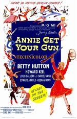 Affiche Annie, reine du cirque