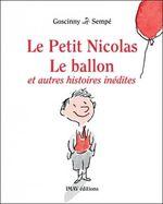 Couverture Le ballon et autres histoires inédites