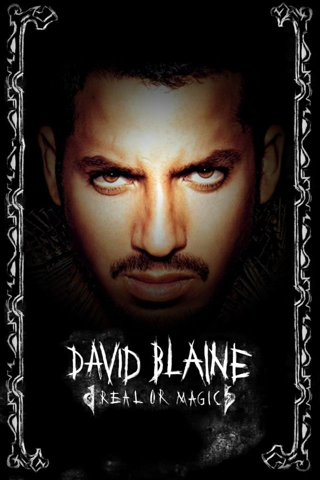 Affiche <b>David Blaine</b>: Real or Magic - David_Blaine_Real_or_Magic