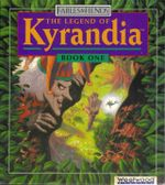 Jaquette The Legend of Kyrandia : Book One