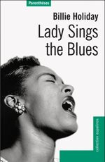 Couverture Lady sings the blues