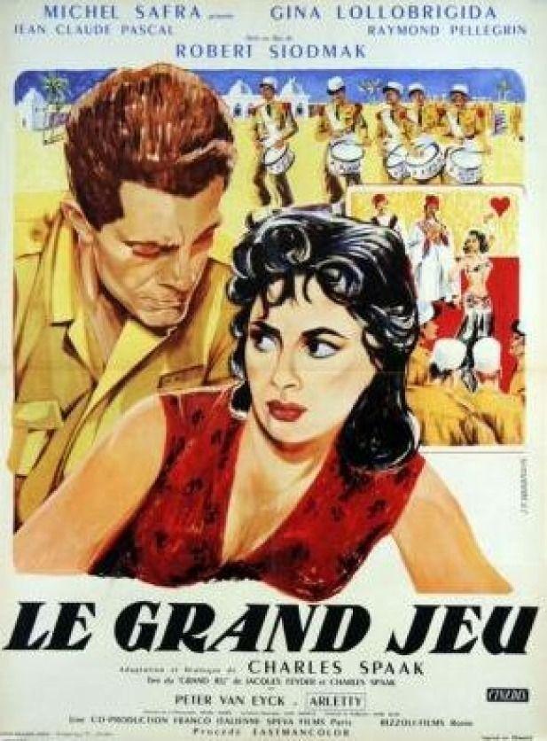 Le Grand Jeu Film