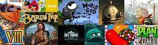 Cover Les meilleurs jeux sur mobile
