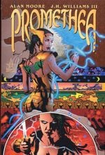 Couverture Promethea, tome 4