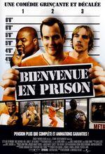 Affiche Bienvenue en prison