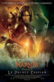 Affiche Le Monde de Narnia : Le Prince Caspian
