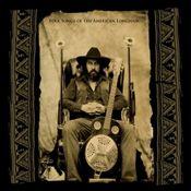 Pochette Folk Songs of the American Longhair