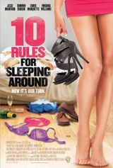 Affiche 10 Rules for Sleeping Around