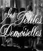 Affiche Les Petites Demoiselles