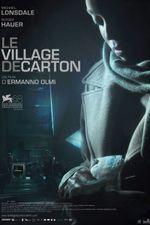 Affiche Le village de carton