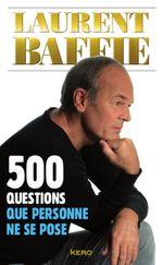 Couverture 500 questions que personne ne se pose