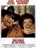 Affiche Une bible et un fusil