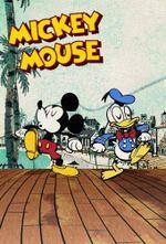 Affiche Mickey Mouse : Les courts-métrages