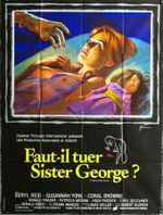Affiche Faut-il tuer Sister George ?