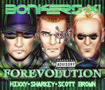 Pochette Bonkers XI: Forevolution