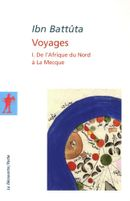 Couverture Voyages : de l'Afrique du Nord à La Mecque