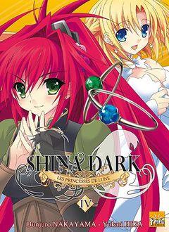 Couverture Shina Dark