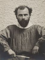 Photo Gustav Klimt