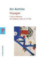 Couverture Voyages : de la Mecque aux steppes russes et à l'Inde